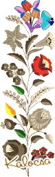 ハンガリー刺繍カロチャ