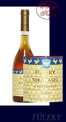 【貴腐ワイン】トカイ アスー 6 プットニョシュ フュレキィ