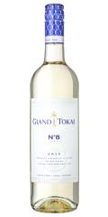 【白ワイン】N°8 ドライ グランド トカイ