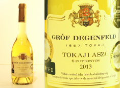 【貴腐ワイン】トカイ アスー  6 プットニョシュ グロフ ディーゲンフェルド