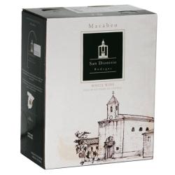 【格安輸入ワイン】【白ワイン スペイン】バッグインボックス 白 サンディオニシオ 詳細写真