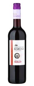 【赤ワイン ハンガリー】メルロー セント イシュトヴァン コロナ