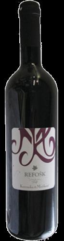 レフォシュク(赤、スロベニアワイン)
