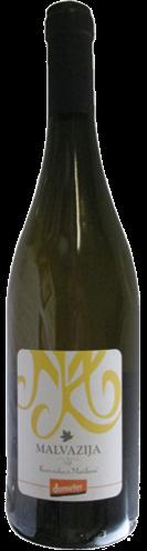 マルヴァジーア(白、スロベニアワイン)